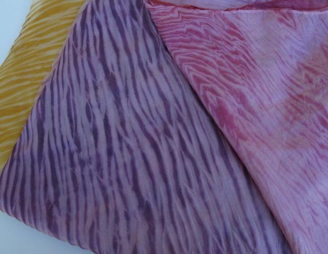 pinks, purples, & yellows