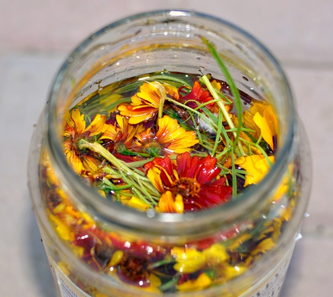 pretty and delicious in a jar